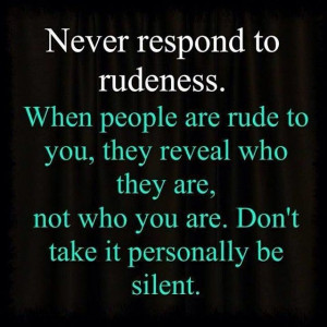 Rude People Quotes Tumblr Quotes about r... rude people