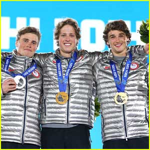 Kenworthy & Nick Goepper Sweep Men's Ski Slopestyle at Sochi Olympics ...