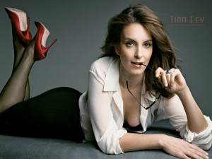 Hot and funny Tina Fey pics and videos