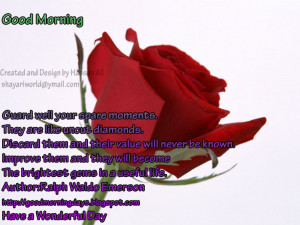 Good Morning Sunday.. Inspiring Quotes of the day