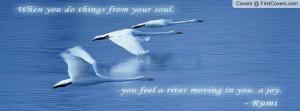 Rumi Quote cover