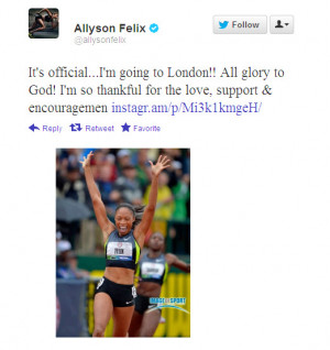 Track And Field Quotes For Jumpers Track and field star allyson