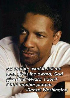 Denzel Washington quote quotes