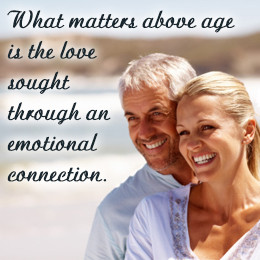 ... relationship. Relationships with a severe age gap have always been