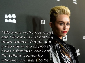 ... Quotes, Miley Cyrus Quotes 2013, New York Times, Candid Quotes