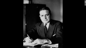 Harry Anslinger was named commissioner of the Federal Bureau of ...