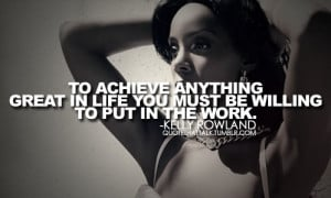 Let's look at the following kelly rowland quotes on tumblr ...