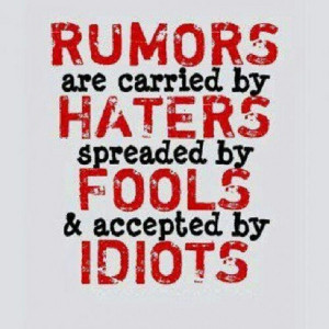 Haters People Trow Rocks Cool Be Happy In Life