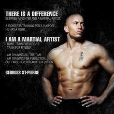 George St Pierre