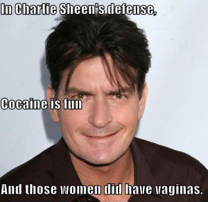 Charlie Sheen Quotes Funny