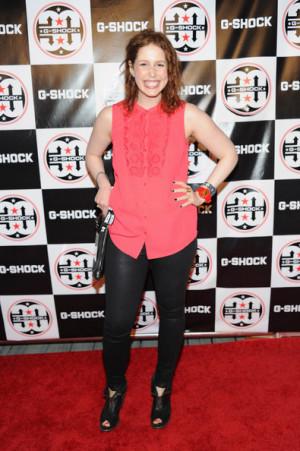 Vanessa Bayer Comedian Vanessa Bayer attends G-Shock Shock The World ...