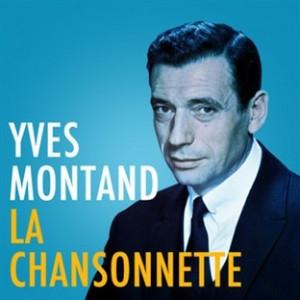 Yves Montand La Chansonnette picture
