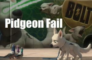 Fail - Disney's Bolt Funny Pictures Photo (10886244) - Fanpop