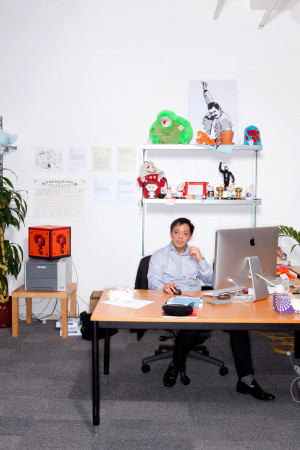 Yishan Wong of Reddit. Photo from http://www.wired.com/images_blogs ...