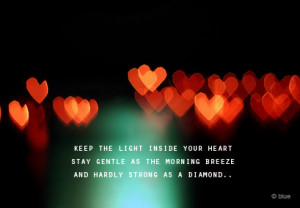 Strong Heart Quotes