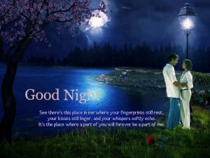 Lovely Good Night Quotes