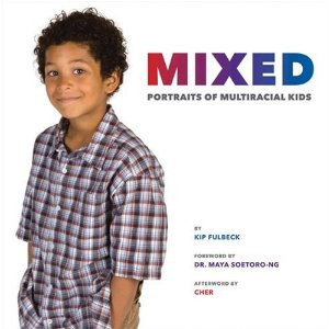 Mixed: Portraits of Multiracial Kids