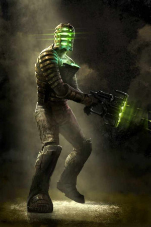 Dead Space Wiki Extraction