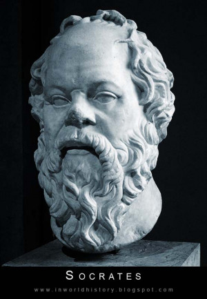 Socrates was a classical Greek (Athenian) philosopher credited as one ...