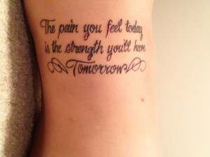 tattoo quotes tattoo quote about life short quote tattoos for tattoo ...