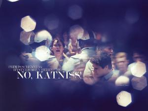 Katniss Everdeen Katniss, Gale Hawthorne and Primrose Everdeen
