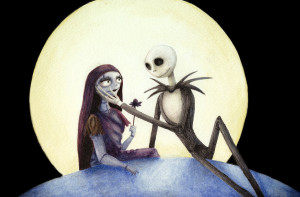 Jack And Sally Nightmare Before Christmas Quotes