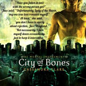 City Of Bones Quotes city of bones