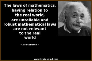 does not reflect the reality albert einstein quotes statusmind