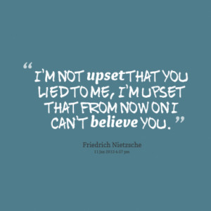 Quotes About: liar