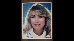 Teri Garr Signed Authentic...