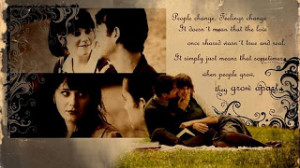 Quotes I love from (500) Days of Summer - 2009. | I am nerdy that way