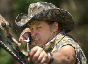 Rocker Ted Nugent Wants to Chop President Obama's Head Off ...