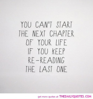 quotes about starting a new chapter in life