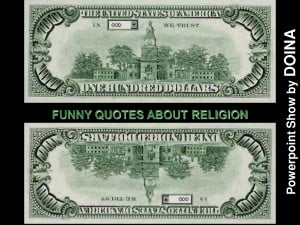Funny Quotes About Religion by BrittanyGibbons