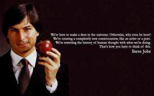 """…""""Steve Jobs motivational inspirational love life quotes sayings ..."""