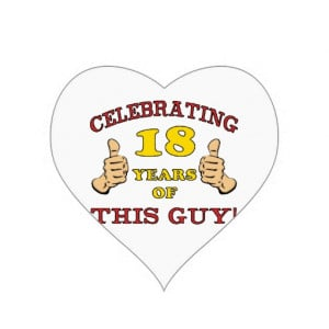 funny_18th_birthday_for_boys_heart_sticker ...