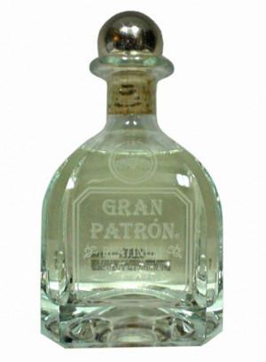 Patrón Gran Platinum Silver Tequila
