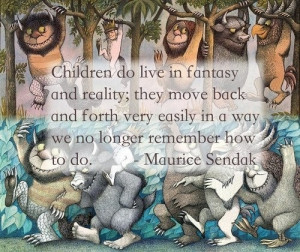 More like this: maurice sendak , a quotes and child .