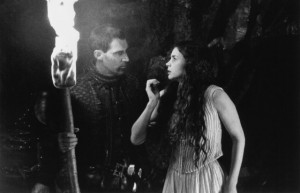 Still of Julia Ormond and Ben Cross in First Knight (1995)