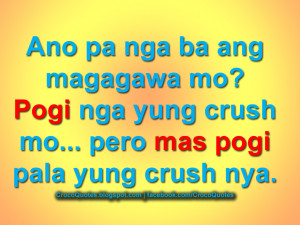 Badoy Bakla Bisaya Funny Secret Crush Sayings
