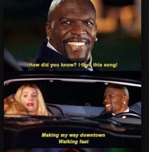 White Chicks: That's how i feel when a guy knows my favorite song ...
