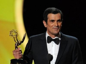Ty Burrell at the Emmy Awards 2011: Quotes, pictures