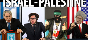 Israel vs Palestine – feat. DAM & Norman Finkelstein [RAP NEWS 24]