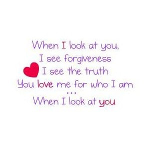 When I Look at you Lyrics Quote Miley Cyrus