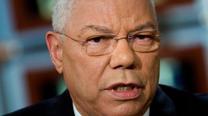 Former Secretary of State General Colin Powell. Source: News Limited
