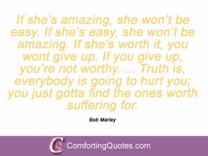 Bob Marley Quotes About Suffering