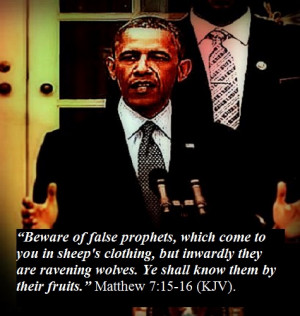 Obama Quotes Non-Existent Bible Verse in Immigration Speech