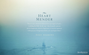 The Heart Mender: Order your copy today!