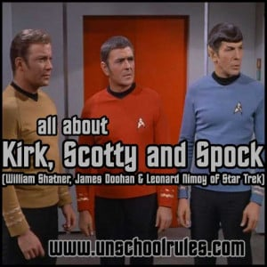 Famous Star Trek Scotty Quotes