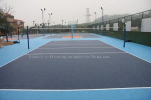 Volleyball Court Flooring for Professional and Amateur (Volleyball ...